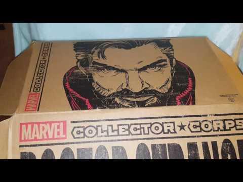 Marvel Collectors Corp  (Doctor Strange)