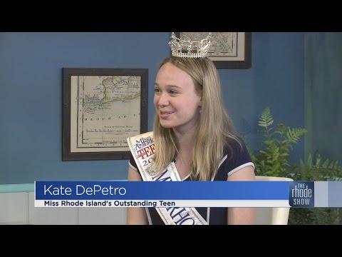 Miss Rhode Island Outstanding Teen
