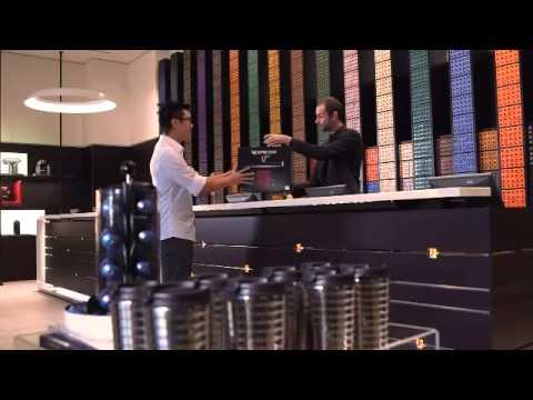 B-Roll - Nespresso Unveils Flagship Boutique Bar in Toronto