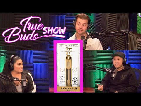 Hollowtips Water Clear Delta 9 Carts Hydrocarbon Extraction | True Buds Show Podcast Clips
