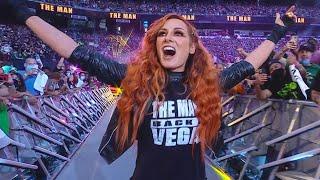 WWE SUMMERSLAM 2021 Full Show