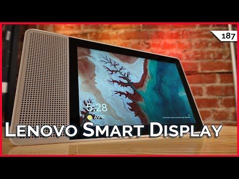 Lenovo Smart Display: Google Home Gets A Touchscreen! Block Chrome Notifications, Logitech Spotlight