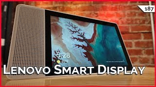 Lenovo Smart Display: Google Home Gets A Touchscreen! Block Chrome Notifications, Logitech Spotlight