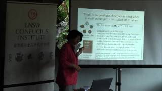 Associate Professor Karyn Lai: The Yijing (Book of Changes) and Chinese Philosophy