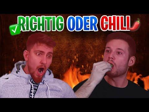 Richtig oder sehr scharf Chili essen vol.2 (EXTREM) feat. Inscope21