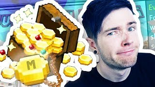 MINECRAFT HAS MONEY NOW?!