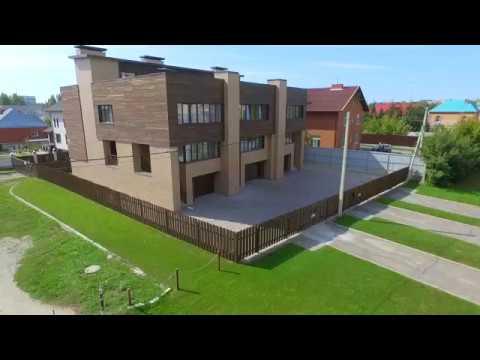 Продажа элитного «скандинавского дома» в Барнауле!