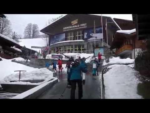 Grindelwald Ski Resort Guide
