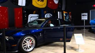 listening to a shelby mustang gt1000 rev