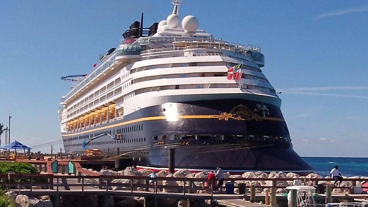 Cruise On The Disney Magic YouTube - Pictures of the disney magic cruise ship