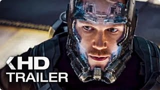 GUARDIANS OF THE GALAXY 2 International Trailer (2017)