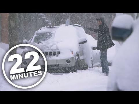 22 Minutes: Montreal Tourism Ad
