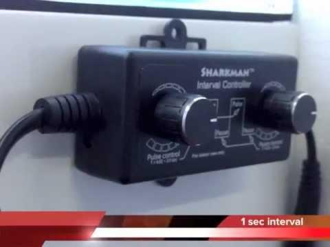 Wave Controller (1 sec Interval)