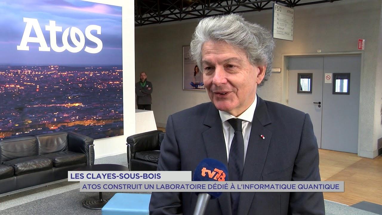 Yvelines | Clayes-sous-Bois : Atos construit un laboratoire dédié à l'informatique quantique