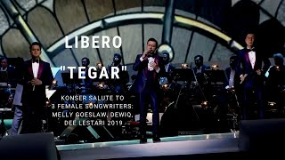 LIB3RO - Tegar (Konser Salute Erwin Gutawa to 3 Female Songwriters)