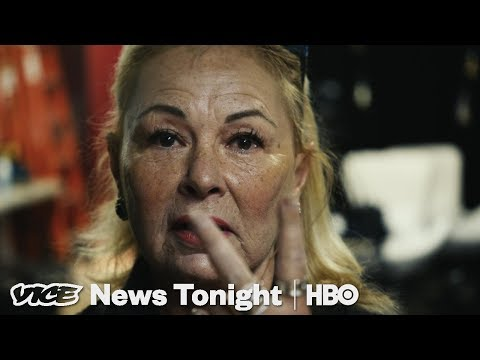 Roseanne Barr & Jamal Khashoggi Update : VICE News Tonight Full Episode (HBO)