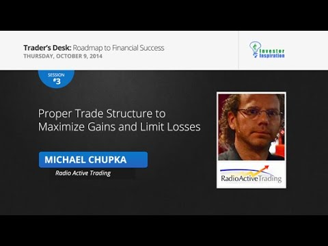 Proper Trade Structure to Maximize Gains and Limit Losses | Micheal Chupka