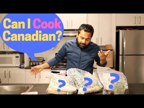 Cooking Canadian Food In A Canadian Kitchen - How Different Are Kitchens, Food And Cooking Aboard?