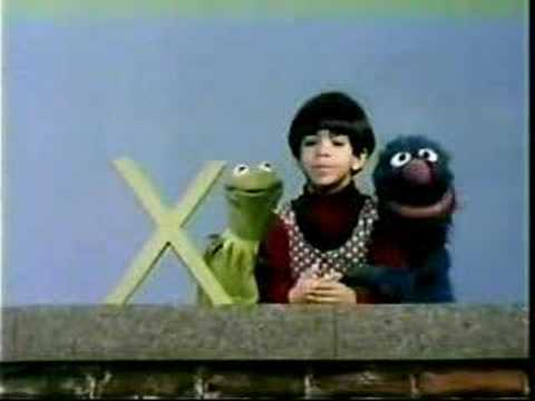 Classic Sesame Street   Letter X secret   YouTube