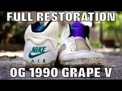 OG 1990 GRAPE V FULL RESTORATION