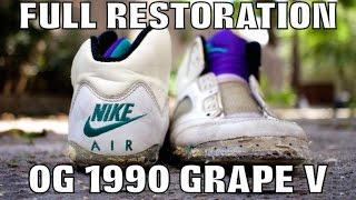 OG 1990 GRAPE V FULL RESTORATION