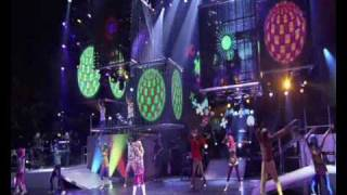 Hannah Montana\Meet Miley Cyrus - Pumpin Up the Party  It live Best of Both Worlds Concert HQ HD
