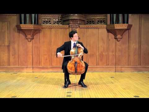 Piatti- Caprice No.7,  John-Henry Crawford