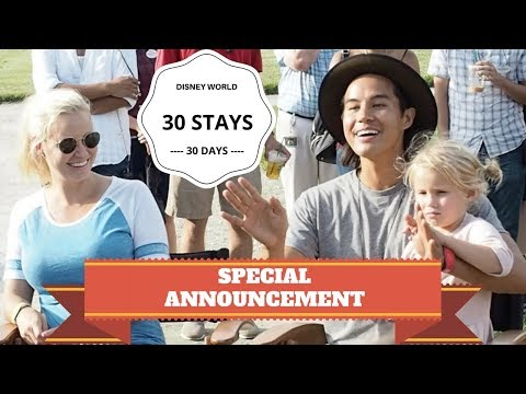 THE BUCKET LIST FAMILY AT DISNEY WORLD MEET UP ~ 30 STAYS 30 DAYS ~ DISNEY SPRINGS