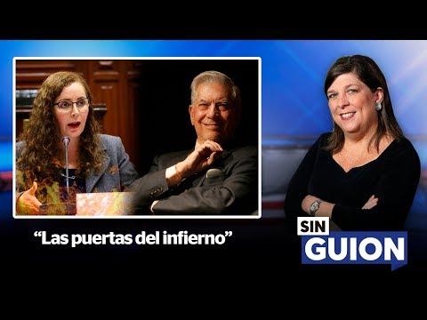 Vargas Llosa nunca ha dicho por quién votar, pero siempre ha dicho por quién no - SIN GUION con RMP