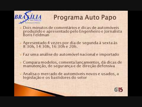 Auto Papo - Brasilia Super Radio FM