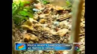 Polícia invade a Gamboa - Se Liga Bocão