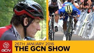Do Bike Helmets Make You Take More Risks? | The GCN Show Ep. 159
