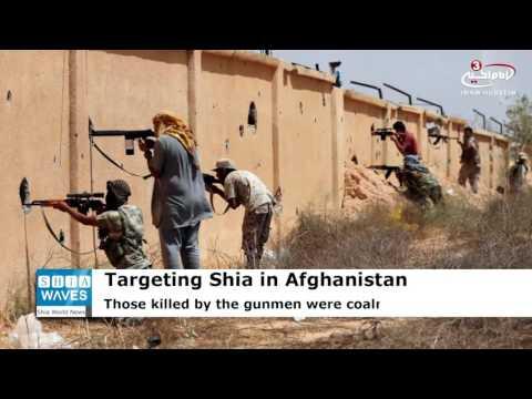 Gunmen kill 13 Hazara Shia Muslims in northern Afghanistan