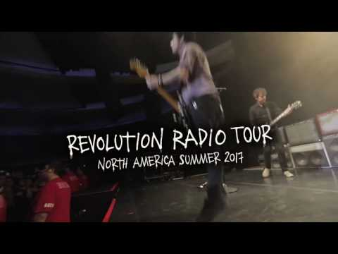 Green Day: Revolution Radio Tour