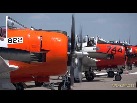 More Military & Warbirds at SUN 'n FUN - 12 April 2018