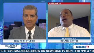 "Malzberg | Roland Martin - Host of ""News One Now', News One Host, rolandsmartin.com"