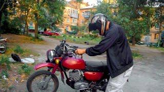 Вот вам ОТВЕТ за что все так ЛЮБЯТ мотоцикл МИНСК❗