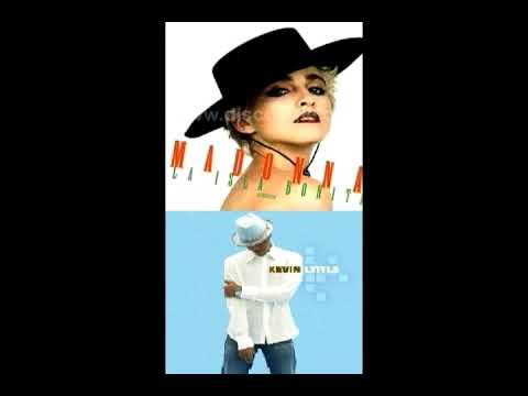 Madonna vs. Kevin Lyttle - La isla bonita & Turn me on (remix)