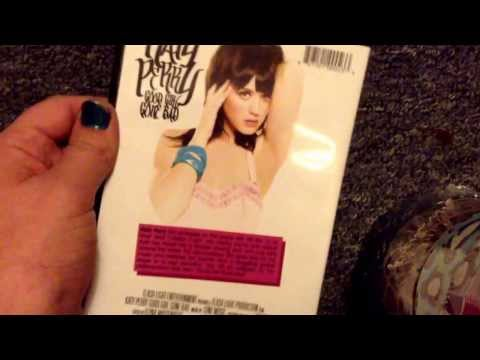 Katy Perry CD And Movie Collection 2014