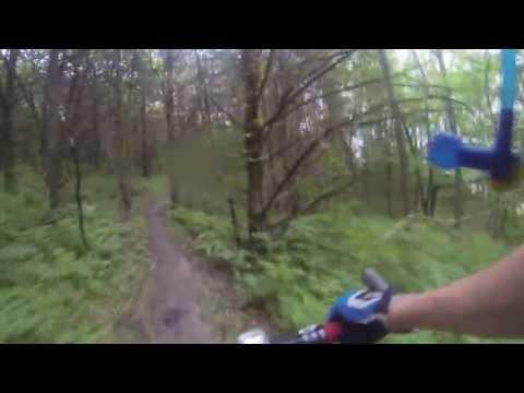 GoPro Hero3: Decorah MTB - Palisades Park