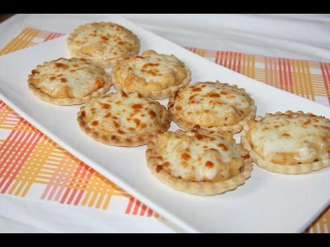 tartelettes-aux-crevettes-&-béchamel---shrimp-&-bechamel-tartlets---تارت-بالقيمرون-و-البيشاميل
