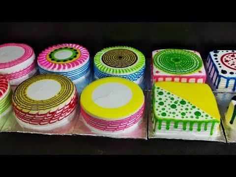 Top Amazing 10 Painepple Cake Decorations Fancy Cake Sunil Cake Master
