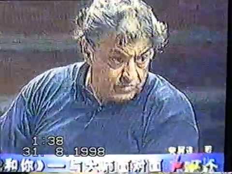 MAGGIO MUSICALE FIORENTINO ZUBIN MEHTA TURANDOT CINA PECHINO  1998
