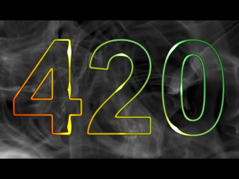420 Second (7 Minute) Timer with Reggae Music