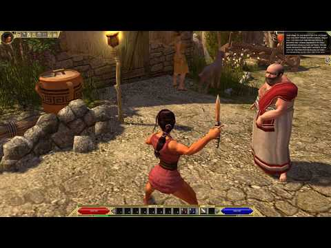 Titan Quest Anniversary Edition Part 01 |