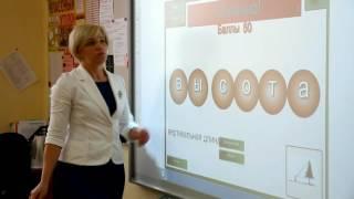 Использование ресурсов интерактивной доски на уроках математики