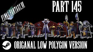 FF7 Longplay – Part 145: Obtaining Knight of the Round