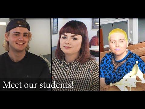 Inside Cambridge University 1: Meet our students!