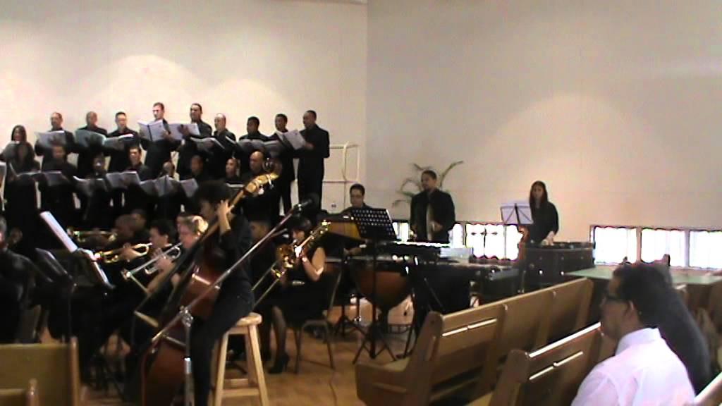 Majesty Port Elizabeth New Apostolic Church Choir And Orchestra Youtube