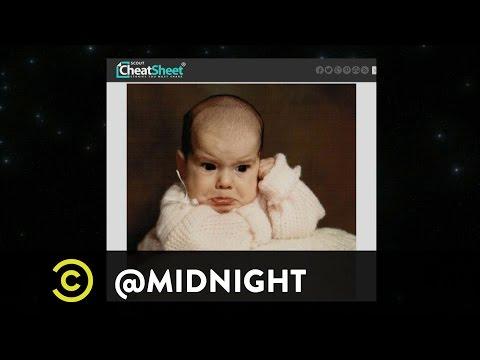 Justin Long, Mary Lynn Rajskub, Jon Daly - The Newborn Identity - @midnight with Chris Hardwick